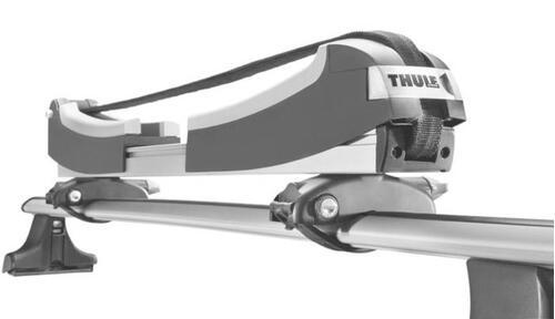 [Крепление Thule 810 Sup Taxi Carrier для перевозки серфинга с замком] - [TH 810]