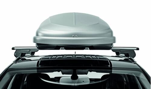 [Автобокс на дах авто Hapro Traxer 6.6 Silver Grey] - [Hp Tr-66 SG]