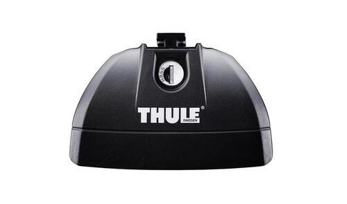 [Багажник в штатні місця Thule 753 FP WingBar Evo Black] - [TH753fp-wb-evo-black]