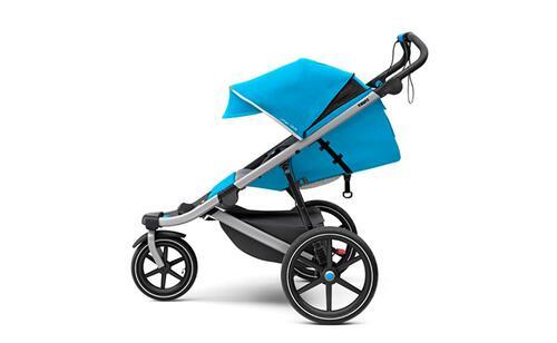 [Детская коляска Thule Urban Glide 2 (Blue)] - [TH10101926]