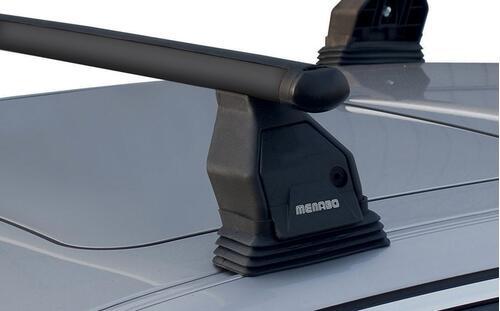 [Багажник на гладкую крышу Menabo Tema Stl] - [ME-Tema-black]