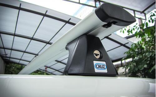 [Багажник в штатные места Cruz X Airo] - [Cru-krep-w]