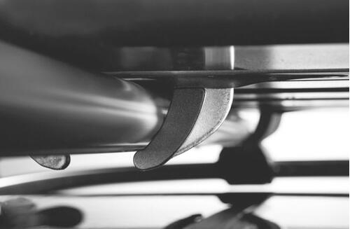 [Бокс Hapro Cruiser 10.8 антрацит 226х94х43 см (двосторонній)] - [Hp Cr-10.8 An]