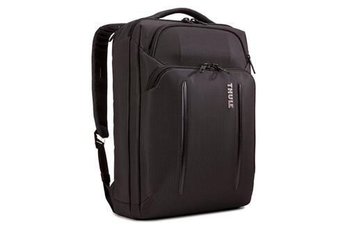 [Сумка для ноутбука Thule Crossover 2 Convertible Laptop Bag 15.6 (Black)] - [TH-3203841]