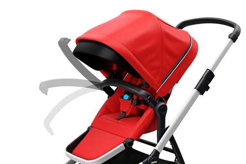 [Дитяча коляска Thule Sleek (Energy Red)] - [TH11000004]