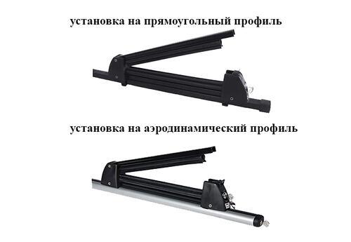 [Кріплення Amos Ski Lock-3 для 3 пар лиж/2 сноуборда] - [AM SL-3]