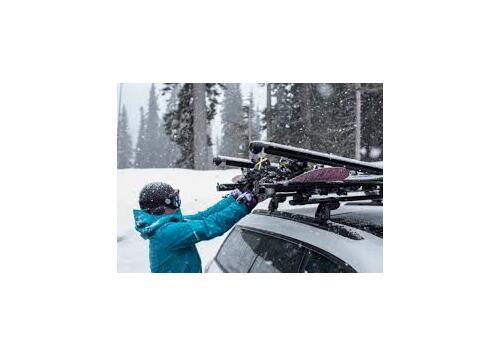 [Кріплення Yakima Fatcat на 6 пар лиж/4 сноуборда] - [YK 8003085]