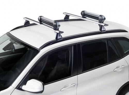 [Кріплення Cruz Ski Rack 4 на 4 пари лиж/2 сноуборда] - [Cru-skirack-4]