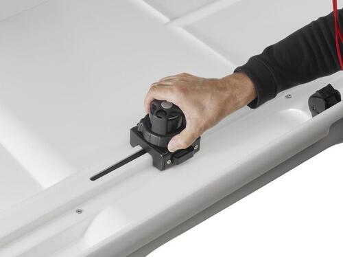 [Автобокс на дах авто Whispbar WB753 Silver] - [WH WB753S]