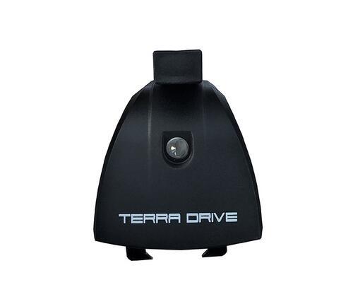 [Багажник в штатные места Terra Grip-Fix Stl с кожухом] - [TD-gripfix-stl-p]