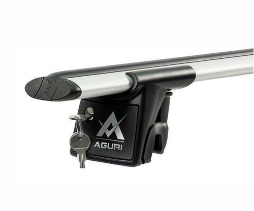 [Багажник на рейлінг Aguri Runner Silver] - [AG RS]