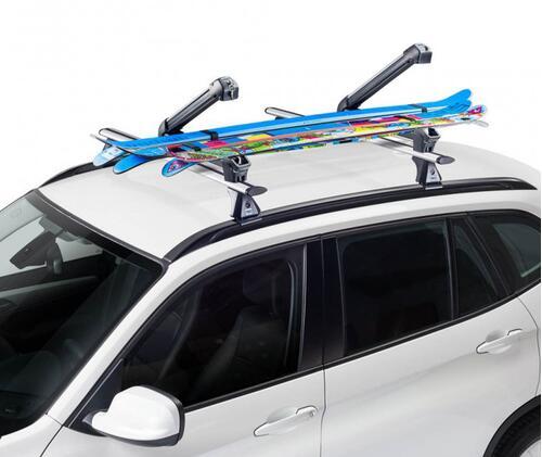 [Крепление Cruz Ski Rack 4 на 4 пары лыж/2 сноуборда] - [Cru-skirack-4]