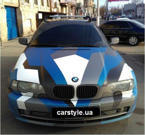 [Багажник Whispbar FlushBar на BMW 3 series] - [FU BMW2-6]