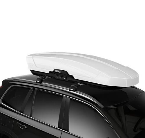 [Автобокс на дах авто Thule Motion XT XL White] - [th-6298W]